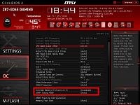 برای دیدن سایز بزرگ روی عکس کلیک کنید  نام: MSI Z87A-GD65 Gaming BIOS 19 - OC1.png مشاهده: 10 حجم: 254.0 کیلو بایت