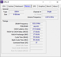 برای دیدن سایز بزرگ روی عکس کلیک کنید  نام: CPU-Z  1_23_2021 1_50_09 PM.png مشاهده: 9 حجم: 72.0 کیلو بایت